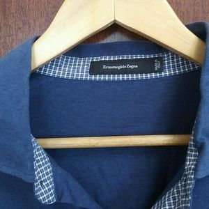 Ermenegildo Zegna cotton and cashmere 56 xxl